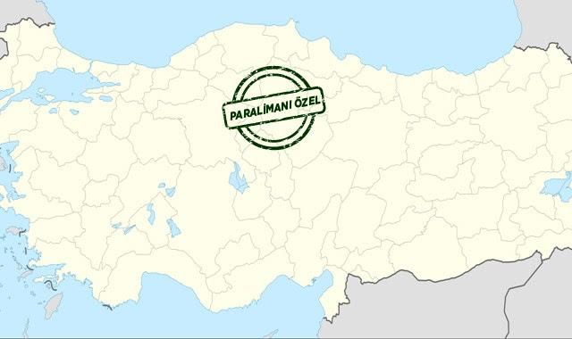 Türkiyenin En Büyük 25 Sanayi şehri Hangisi