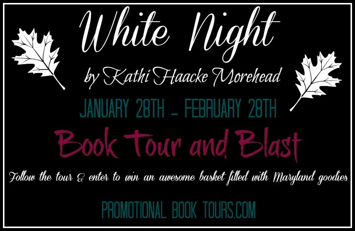 white night tour banner