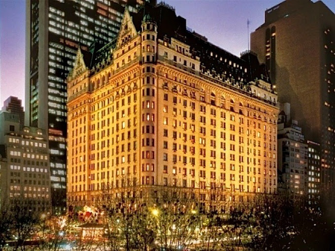 ysvoice:  | ♕ |  The Plaza - Lux hotel in NYC  | by © Examiner