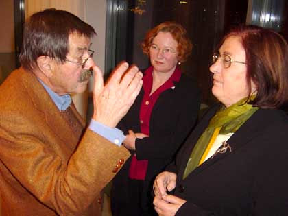 Günter Grass e Christa Wolf by Germanofili