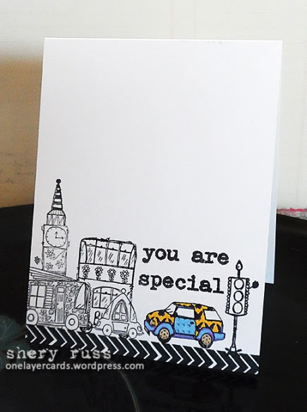 2014-06-07 OLCAS You are special