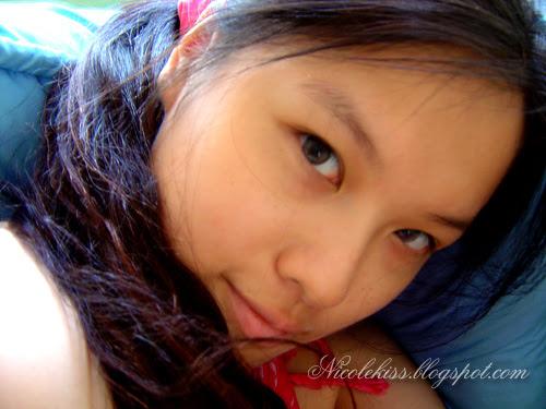 me close up