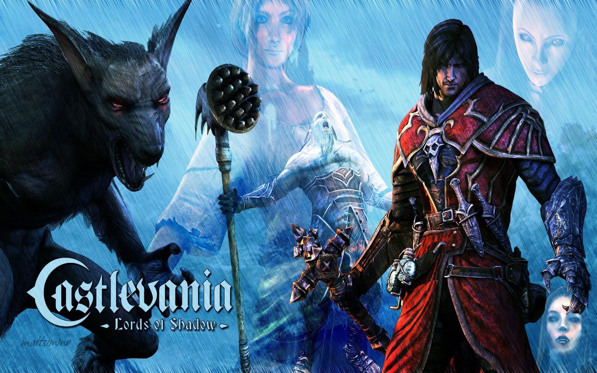 Castlevania Lords Of Shadow Wallpapers 1920x1200 981298