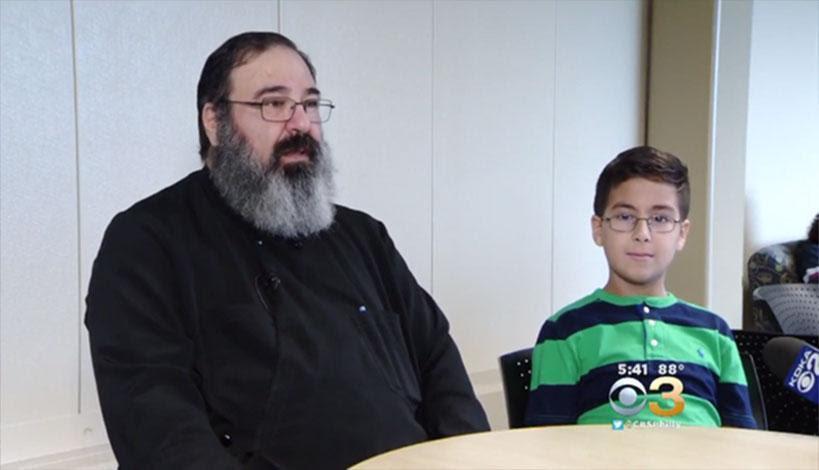 11χρονο παιδί-θαύμα Ελληνορθόδοξου ιερέα απαντά στον Σ.Χόκινγκ και του αποδεικνύει ότι «Υπάρχει Θεός» (βίντεο)