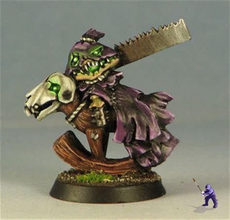 Some more Puppet Wars minis ? Garden Ninja Studios