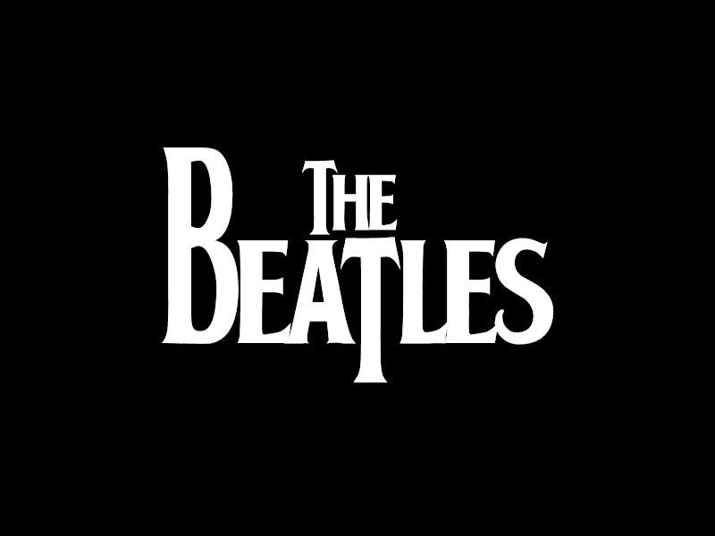 Resultado de imagem para the beatles logo