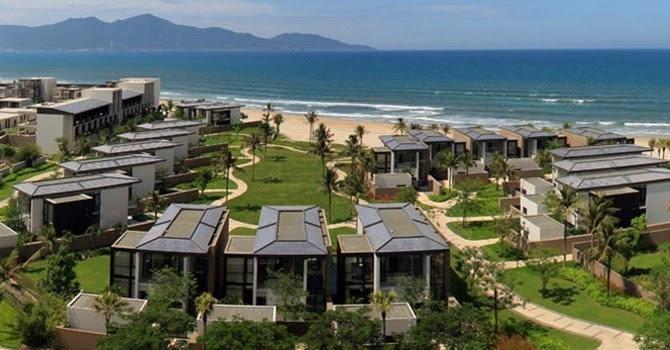 Đà Nẵng: Giá khách sạn 5 sao ven biển tăng cao nhất trong 5 năm