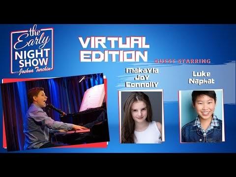 The Early Night Show With Joshua Turchin (Makayla Connolly, Luke Naphat)