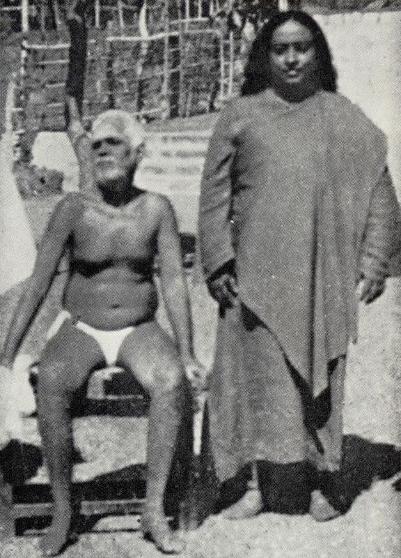 Risultati immagini per ramana maharshi yogananda