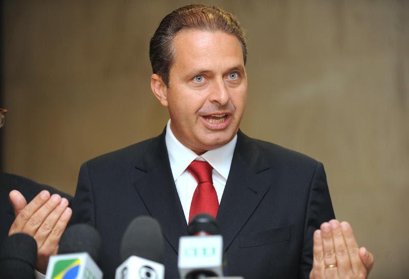 Eduardo Campos, governador de Pernambuco (Foto: Renato Araujo/ABr)