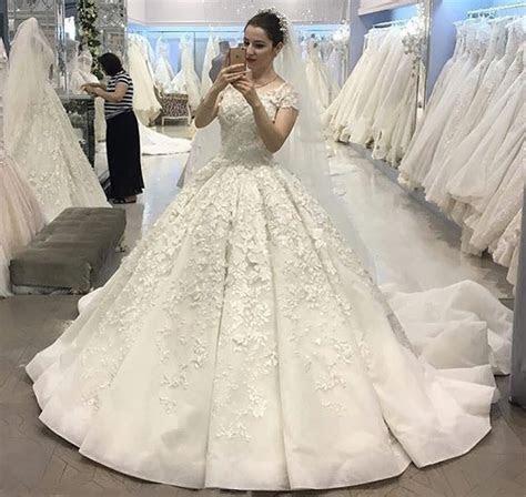20 Elegant Ball Gown Wedding Dresses ? WeNeedFun