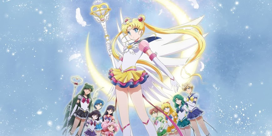 Pretty Guardian Sailor Moon Eternal The Movie Part 2 (2021) Movie English Full Movie Watch Online Free