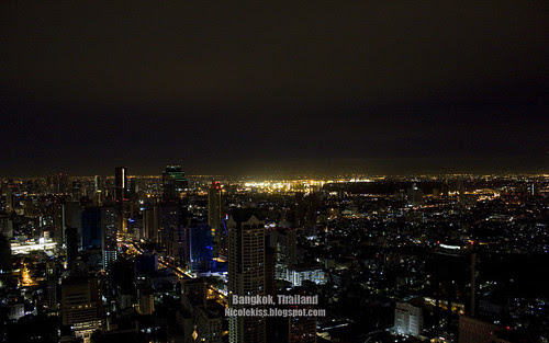 Bangkok Night Scene wallpaper_1280x800