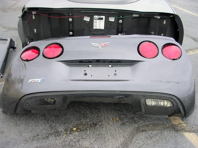 Corvette ZR1, Part Italian Model Stile Bertone Mantide: Part Corvette ...