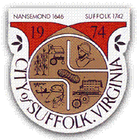Official seal of Suffolk, Virginia
