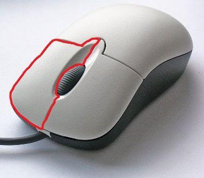 בא במייל -טיפים לשימוש יעיל בעכבר המחשב