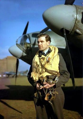 Mossie Pilot.