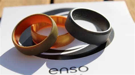 Enso Rings Review: 3 Silicone Wedding Bands Reviewed for