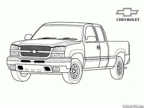 boyama sayfasi kamyon jeep