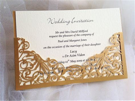 Wedding Invitations 60p   Wedding Stationery   Affordable
