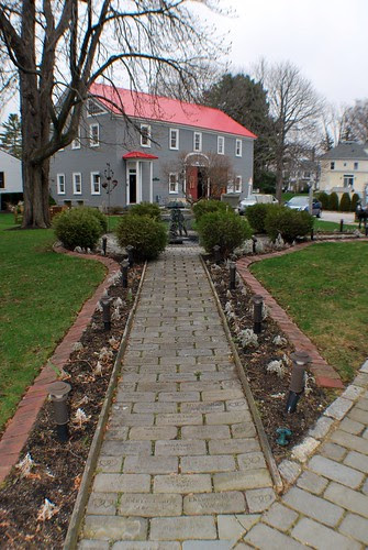Memory Garden Path