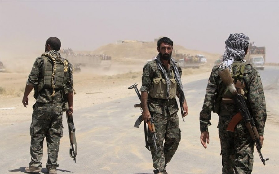 Συρία: Ειδικές μονάδες Κούρδων στο Ντέιρ Εζόρ για να εκδιώξουν τους τελευταίους μαχητές του ISIS