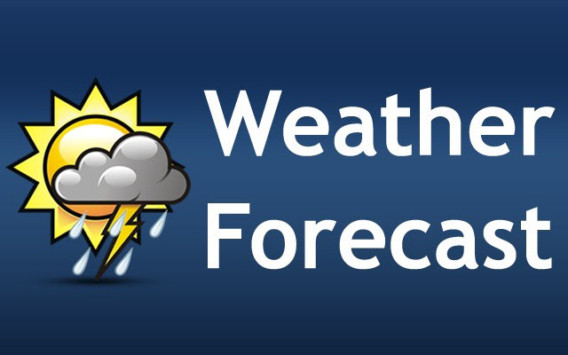 Today's Weather Forecast