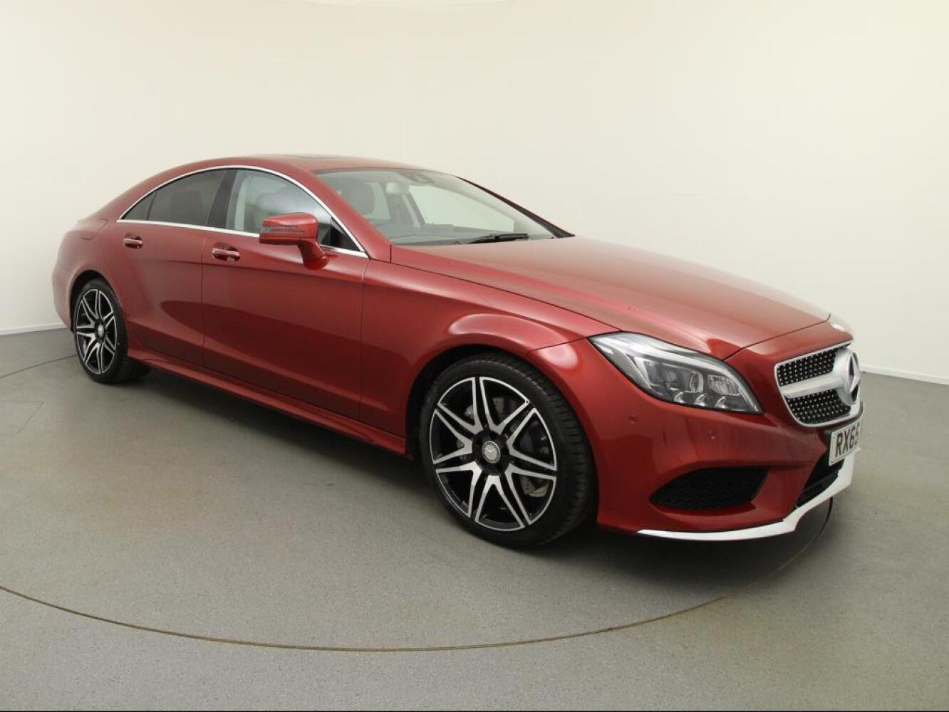 Used Mercedes-Benz CLS Coupe Cls 400 Amg Line 4Dr 7G ...