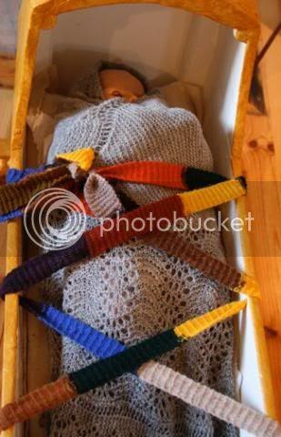 cradle straps