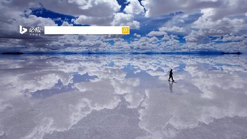 乌尤尼盐沼