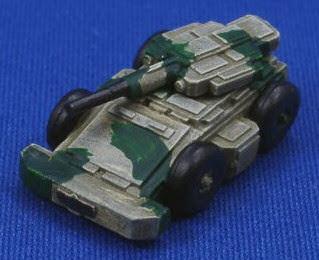 6mm Ratel medium tank