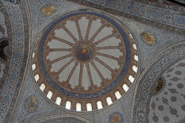 Mosquée Bleue (21)