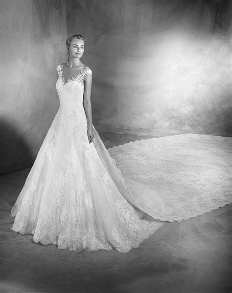 Atelier Pronovias 2016 Collection   Designer Wedding Dress