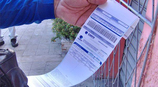 Com o reajuste, a tarifa mínima residencial passa de R$ 35,01 para R$ 38,32 (Foto: Caern).