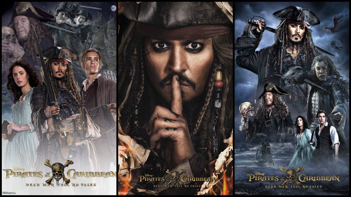 Pirates Of The Caribbean Dead Men Tell No Tales New Photos And