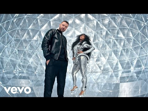 SZA Feat Justin Timberlake - The Other Side (Official Video)