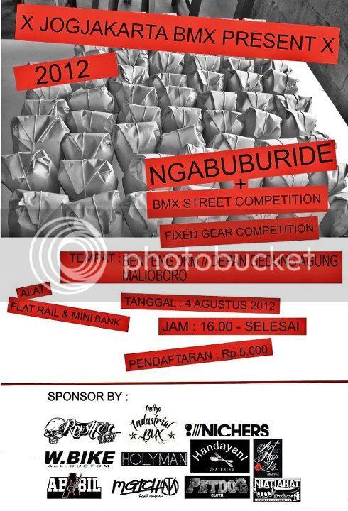 JOGJAKARTA BMX PRESENT 2012
