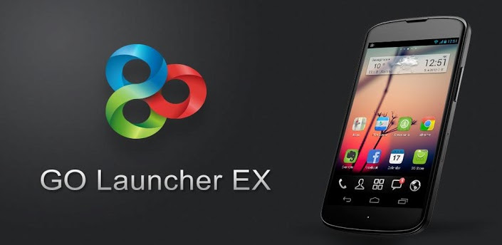 GO Launcher EX Prime v4.09 beta1 Full Android Launcher