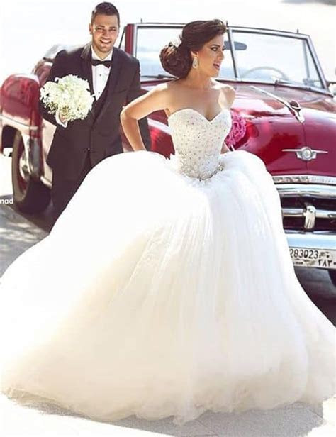 Remarkable Princess Wedding Dresses That Will Take Your