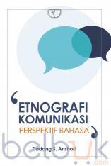 Etnografi Komunikasi Perspektif Bahasa
