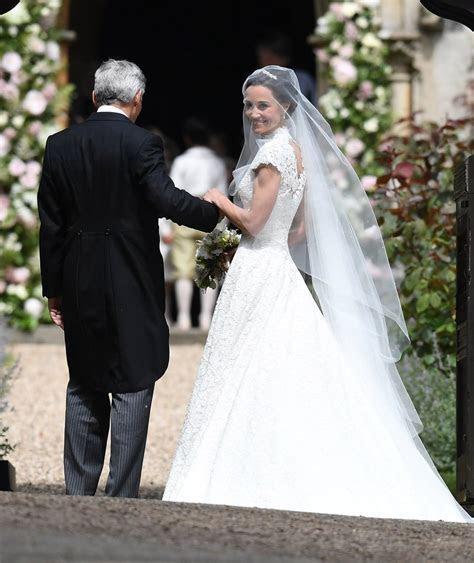 Pippa Middleton's Wedding Dress   POPSUGAR Fashion Australia