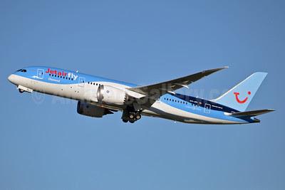 Jetairfly (TUI Airlines Belgium) Boeing 787-8 Dreamliner OO-JDL (msn 34425) BRU (Karl Cornil). Image: 921633.