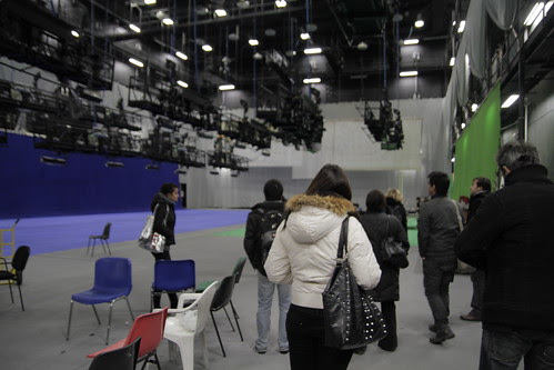 Tour in Lumiq studios