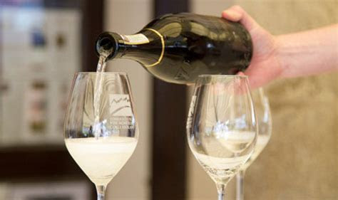 Prosecco fizzes past Champagne as the top choice sparkling