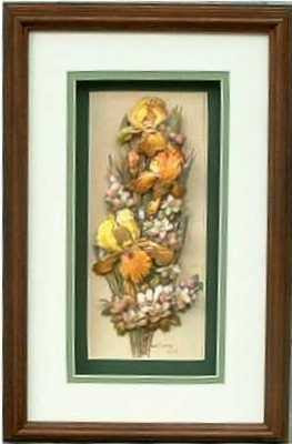 Shadow Box Frame Sb1012 Size 8x13 For Pictures Size 4x9 51323
