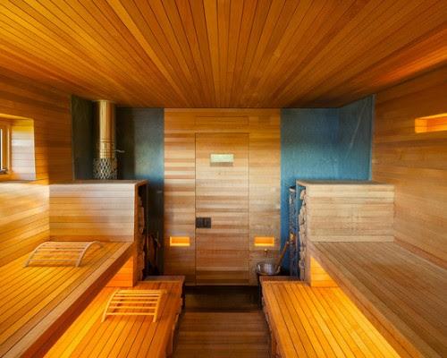 Home Sauna Design Ideas | Beautiful Homes Design