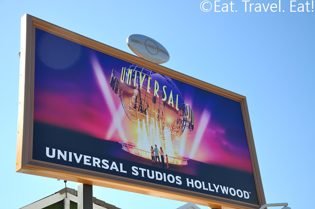 Universal Studios Hollywood Sign