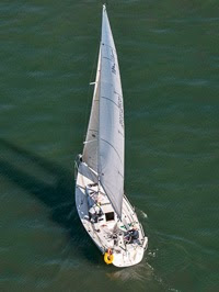 J/105 Javelin sailing double-handed farallones race