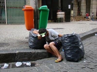 """Brasil: Operação de """"limpeza social"""" dos sem abrigo"""