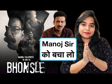 Bhonsle Movie Review by Deeksha Sharma